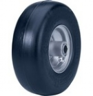 Flat-Free Lawnmower Tire — 3/4in. Bore, 8in. x 3.00-4in.