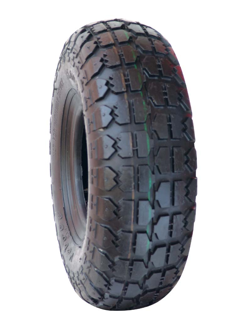 TR3504C hand trolley tyre and tube