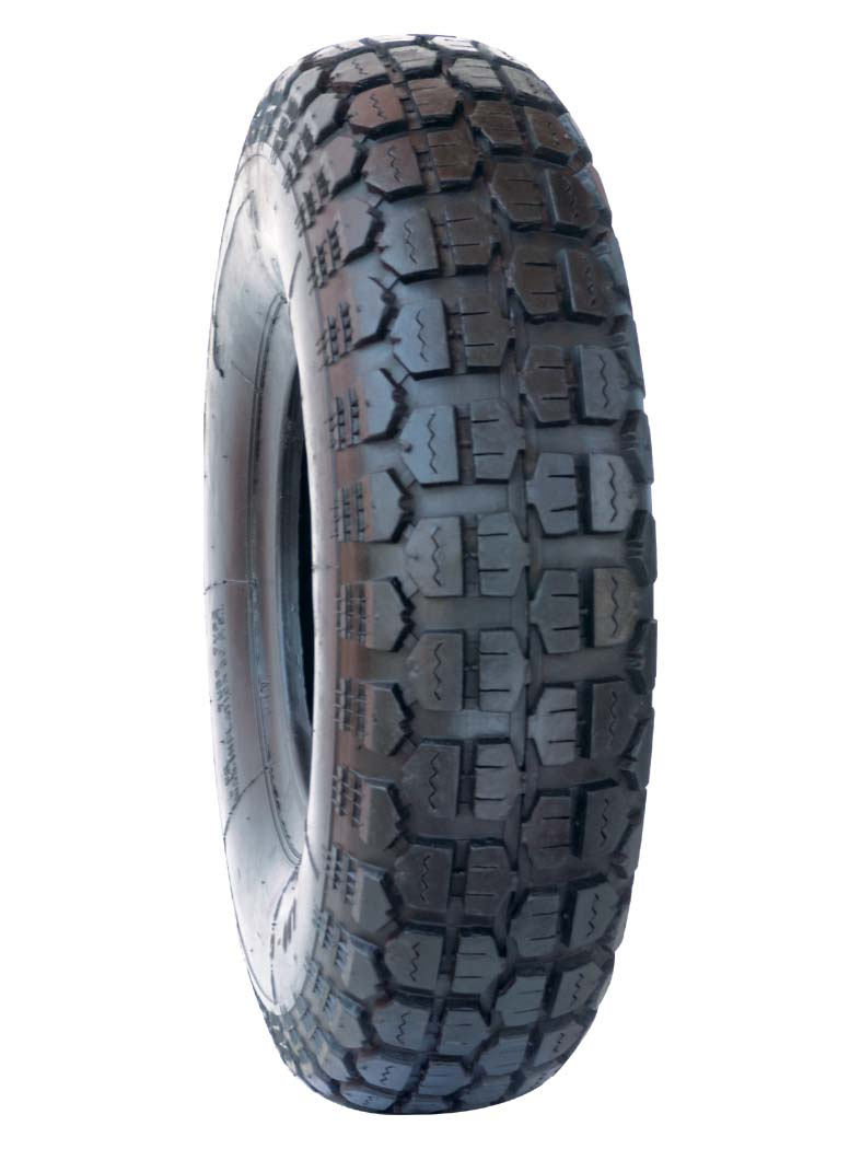 TR3508  wheelbarrow tyre and tube