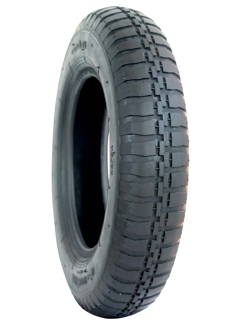 TR3008 wheelbarrow tyre and tube