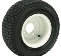 Golf Cart and Tractor Replacement Tire Assembly — 18 x 850 x 8