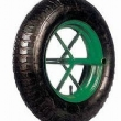 3.50-8 rubber wheels