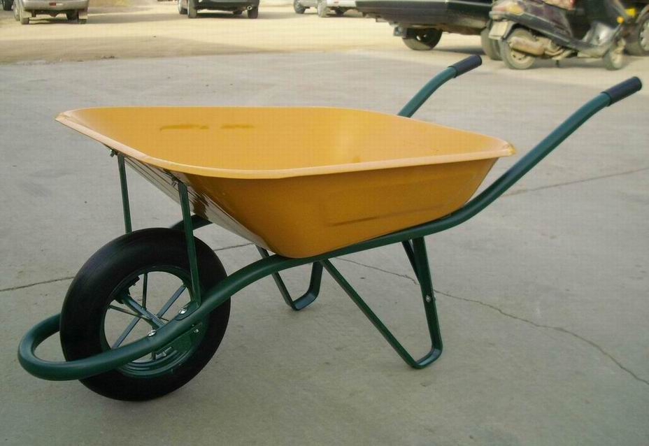 WB6400  France model wheelbarrow 65L