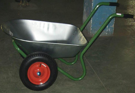 WB6407 double wheel wheelbarrows