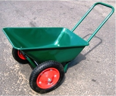 WB3010 double wheel barrow,