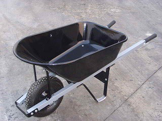 WB7802 wheelbarrow,5 cu.ft