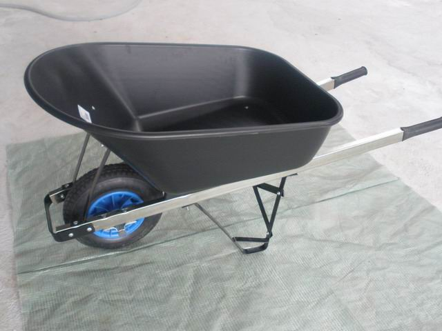 WB7803 heavy duty wheelbarrow, 7 cu.bf
