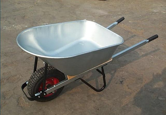 WB8601 heavy dauty wheelbarrow, 6cu.bf