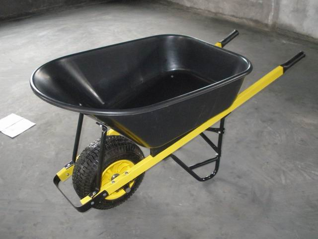 WB8605 heavy duty wheelbarrow, 7cu.bf, 6.50-8 wheel