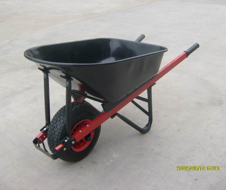 WB8614 haevy duty wheelbarrow,7cu.bf
