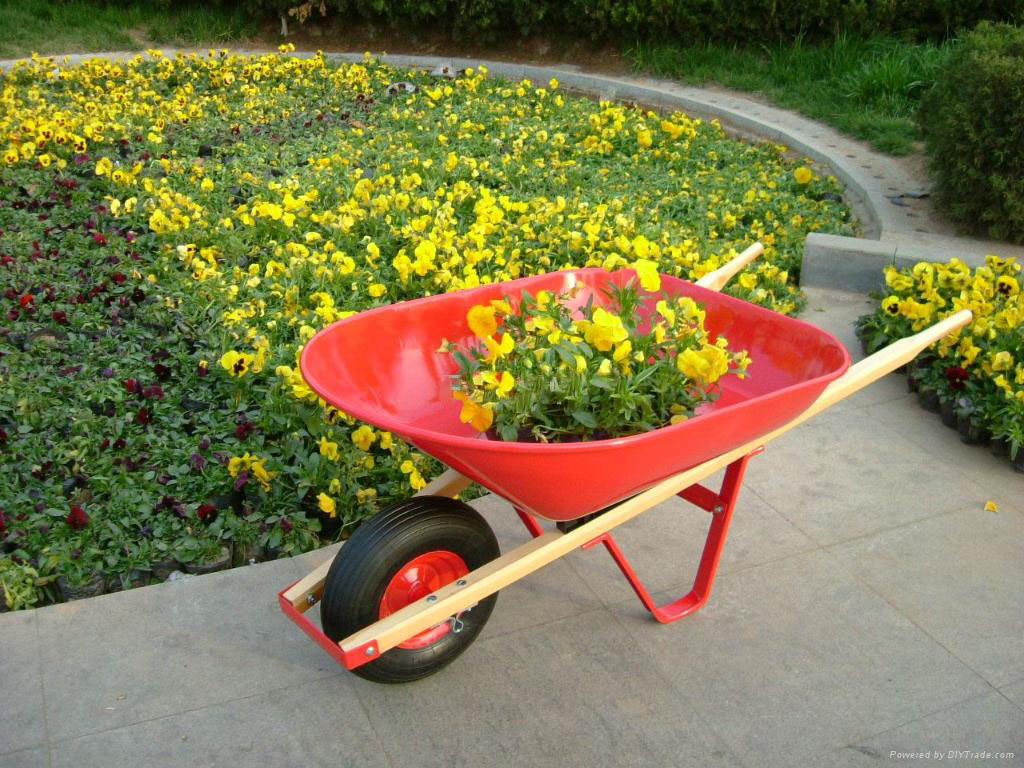 WH4402 garden wheelbarrow,4 cu.ft ,